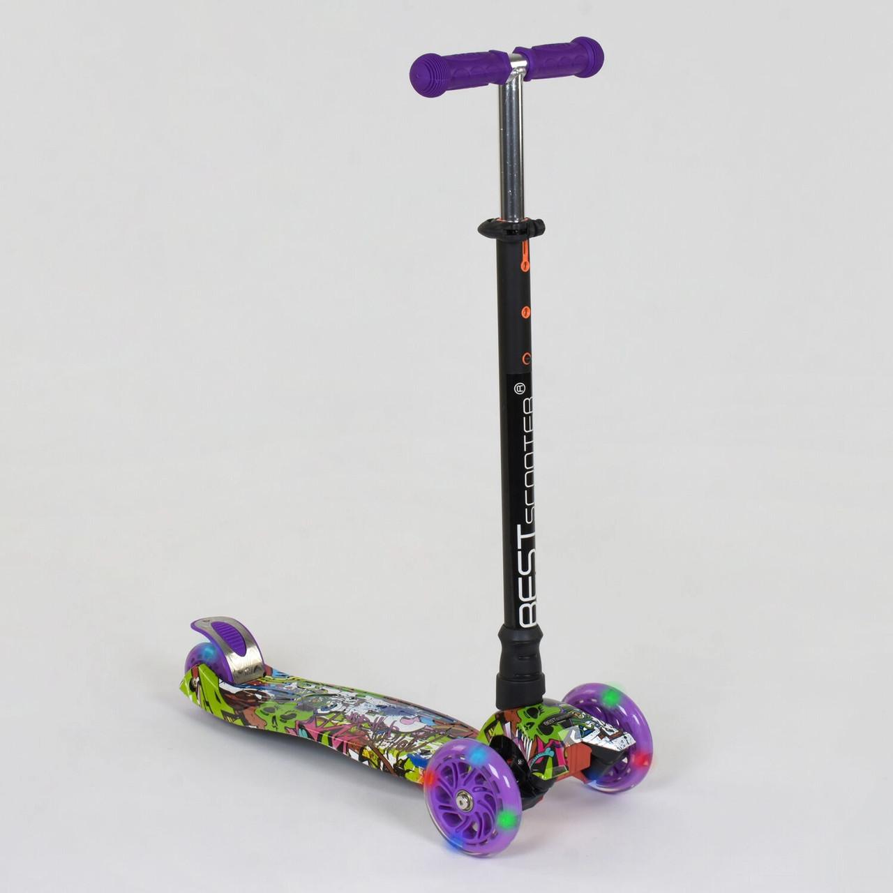 Самокат-кикборд Best Scooter А 24646 /779-1390