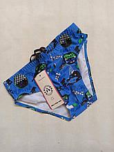 Плавки для мальчиков  SAME GAME 1203 голубой (в наличии   38 40 42 44 46 размеры)