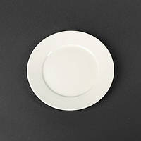 Белая десертная тарелка, посуда для ресторанов HLS 175 мм (HR1161)