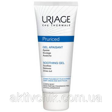 Успокаивающий противозудный гель Uriage Pruriced Gel Apaisant