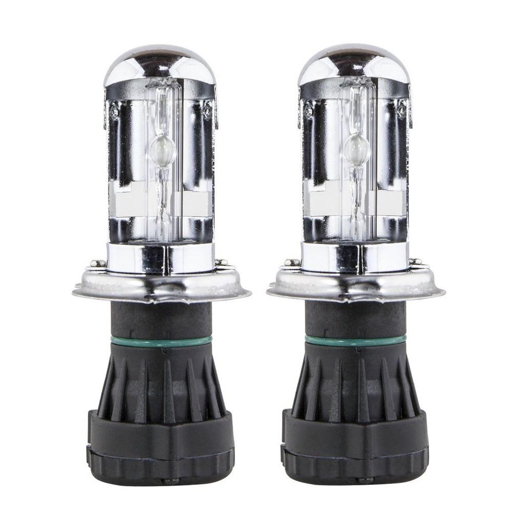 Биксеноновая лампа Infolight H4 6000K 50W Pro (2шт)