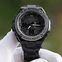 Годинник Casio G-SHOCK GST-S110BD-1B G-Steel Digital Touch Solar, фото 1