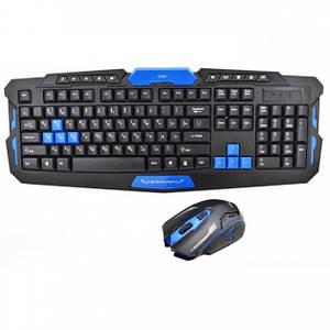 Беспроводная клавиатура с мышкой UTM НК 8100