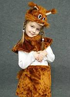 Детский Карнавальный костюм Белка