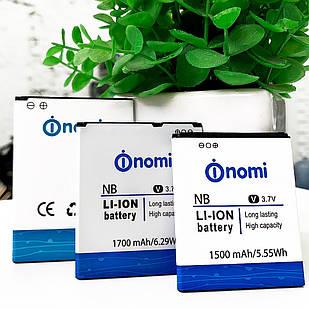 Аккумулятор (Батарея) Nomi NB 5011 / i5011 Original