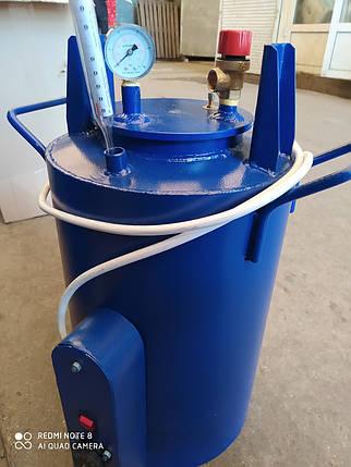 Автоклав электрический для домашнего консервирования на 10 литровых банок, фото 2