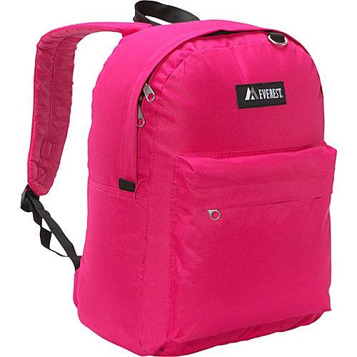 Рюкзак Everest Classic Backpack Everest Classic Backpack Hot Pink (ярко-розовый)