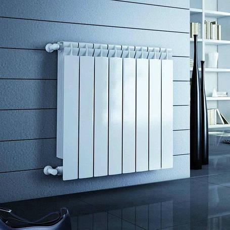 Биметаллические и алюминиевые радиаторы