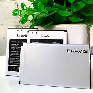 Аккумулятор (Батарея) Bravis A503 Joy Original