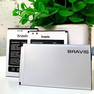 Аккумулятор (Батарея) Bravis Nova