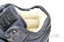 Высокие зимние кроссовки New Balance 574 Мужские с мехом, фото 3