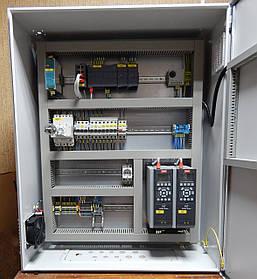 Щит управления насосом 0.25 - 300 кВт (ЩУН)