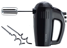 Ручной Миксер 800 Вт. для Взбивания Яиц, Молока, Крема, Сливок и Теста, 5 Скоростей Работы