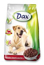 Сухой корм для собак Dax Beef Дакс Говядина 10 кг