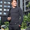M-Tac футболка длинный рукав 93/7 Dark Grey, фото 7