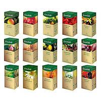 Чай Грінфілд 25пакетиков (смаковий, асортимент)
