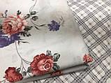 Комплект постельного белья Голландская роза, Бязь Голд. Полуторное, Двухспальное, Евро, Семейное, фото 2