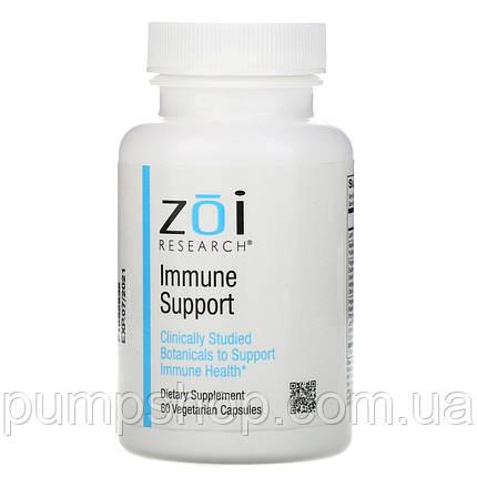 Добавка для укрепление иммунитета ZOI Research Immune Support 60 капс., фото 2