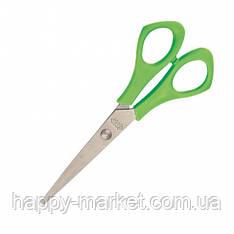 Ножиці дитячі № ZB5002 (142 мм ) Для ЛІВШІ 4 кол