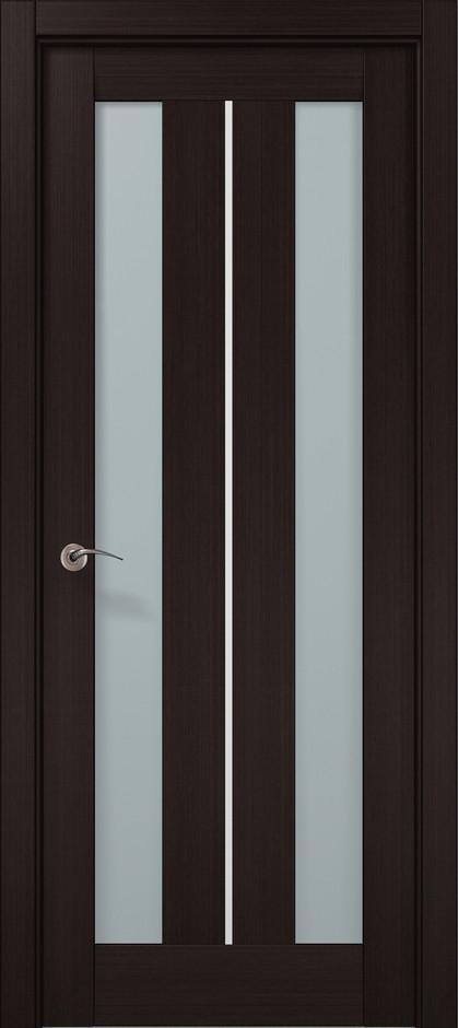 Двері міжкімнатні Папа Карло Millenium ML-45 AL