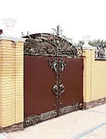 Кованые ворота и ограждения