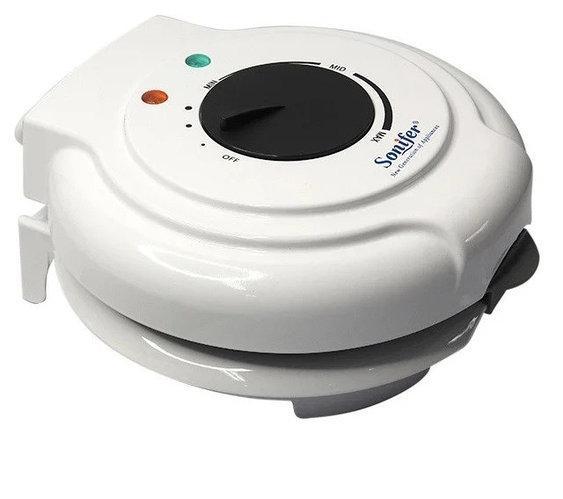Вафельница для тонких вафель, рожков, трубочек Sonifer SF-6034 с регулировкой мощности, Вафельница, вафельница