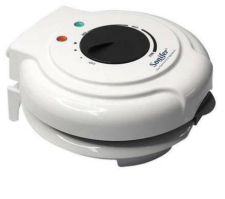 Вафельница для тонких вафель, рожков, трубочек Sonifer SF-6034 с регулировкой мощности, Вафельница, вафельница, фото 2