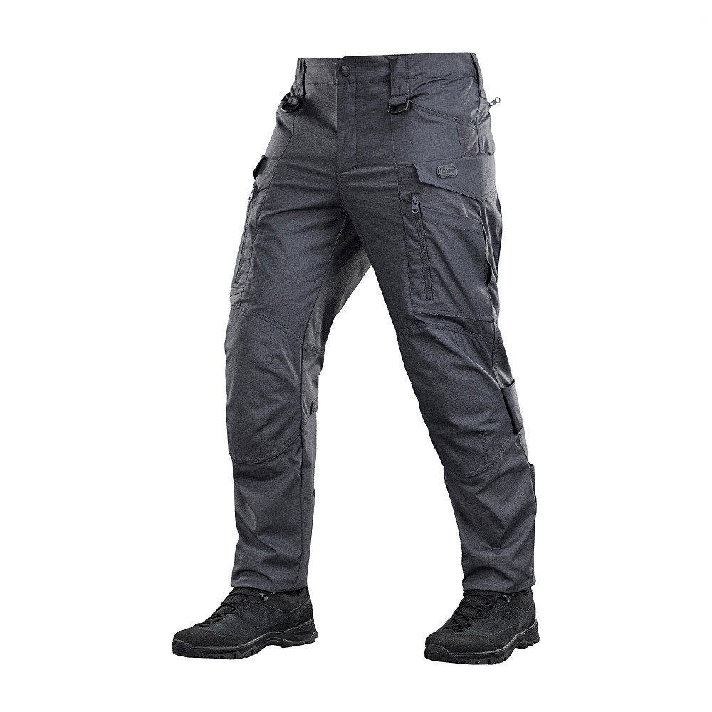 M-Tac брюки Conquistador Gen I Flex Dark Grey