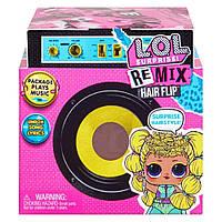 """Игровой набор  лол ремикс L.O.L SURPRISE! W1 серии Remix Hairflip"""" - Музыкальный сюрприз"""", фото 1"""