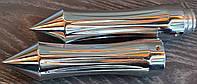Ручки руля JYMP JY-15 (пара) металл хром