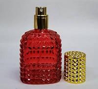 Флакон для наливной парфюмерии стеклянный Валентино 30 мл