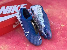 Бутсы Nike Mercurial Vapor 13 Elite FG (найк меркуриал вапор элит), фото 2