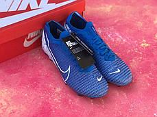 Бутсы Nike Mercurial Vapor 13 Elite FG (найк меркуриал вапор элит), фото 3
