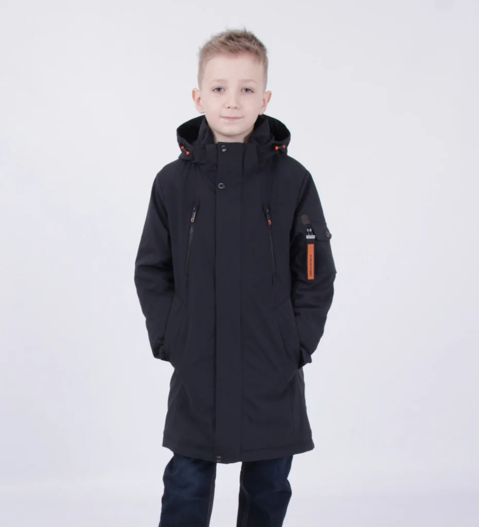 """Демисезонная куртка для мальчика """"Андрэ"""""""
