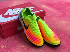 Футзалки  Nike Magista TF/найк магиста, фото 2