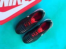 Сороконожки Nike Tiempo Ligera IV TF/многошиповки найк темпо/тиемпо, фото 3