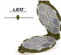 Коробка для рыбалки, коробка для снастей Leo
