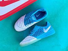 Футзалки Nike Lunar Gato II/найк лкнар гато/футбольная обувь/залки, фото 3