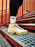 Мужские кроссовки  Nike Air Max Sneakerboot 95 бежевые (копия), фото 2