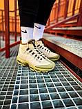 Мужские кроссовки  Nike Air Max Sneakerboot 95 бежевые (копия), фото 3