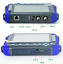 Moнитор тестер  IV8C plus видеонаблюдения  8MP AHD 8MP TVI 8MP CVI CVBS-5-дюймовый -все виды  камер новинка, фото 4