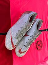 Бутсы Nike Mercurial Vapor XII Elite (найк меркуриал), фото 3
