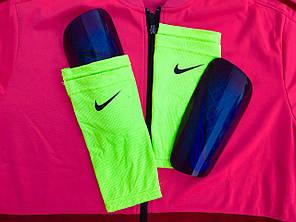 Держателли для шитков Nike ( салатовые ), фото 2