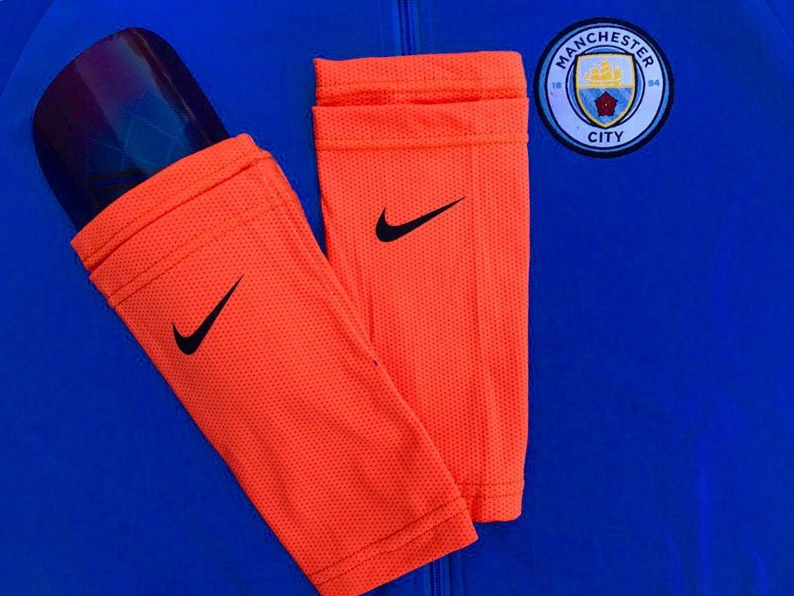 Держателли для щитков  Nike (Оранжевые)