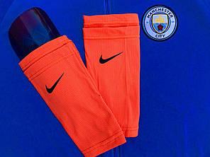 Держателли для щитков  Nike (Оранжевые), фото 2