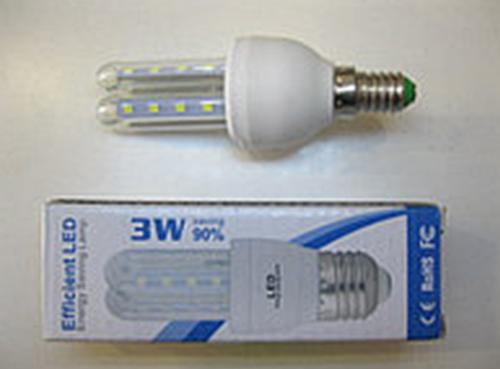 Led лампочки 3W 14E