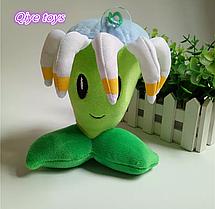 Оригинальная мягкая плюшевая игрушка Бумеранг Растения против зомби из игры Plants vs Zombies