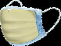 Противовирусная защитная наклейка на маску MAYA