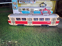 Игрушка Трамвай Автопарк, фото 1