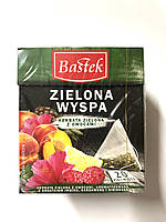 Чай зелений з фруктами в пакетах (20 шт)